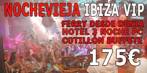 Ibiza VIP Nochevieja