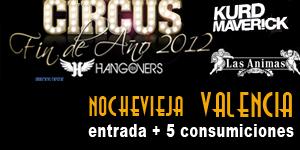 Las Animas Nochevieja Circus Festival