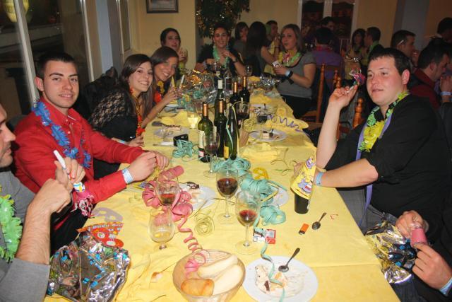 PACK CASA MADERA+FIESTA +CENA Foto 1